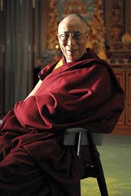 The 14th Dalai Lama